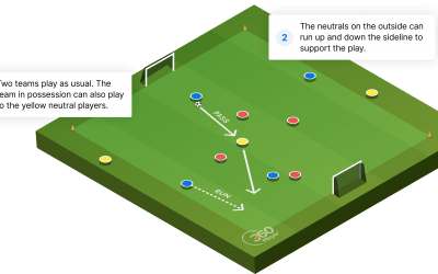 Mini Goal Game With Neutrals