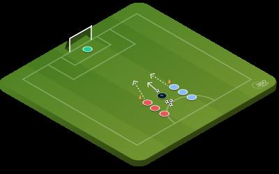 1v1 Battle For The Ball