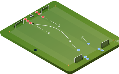 2v2 To Mini Goals