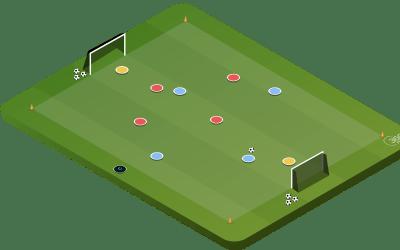 5v5 To Large Goals