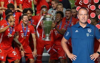 The Tactics That Won Bayern Munich The Champions League