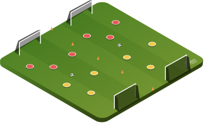 Introducing Tactics & Overloads To A Small Sided Game